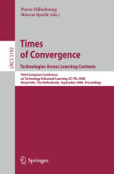 Times of Convergence. Technologies Across Learning Contexts Pdf/ePub eBook