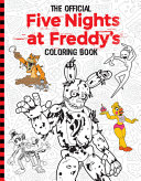 Official Five Nights at Freddy s Coloring Book