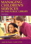 Managing Children's Services in the Public Library