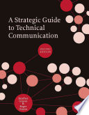 A Strategic Guide to Technical Communication - Second Edition (Canadian)