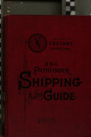 A B C Pathfinder Shipping and Mailing Guide ... ebook