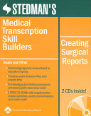 Stedman s Medical Transcription Skill Builders