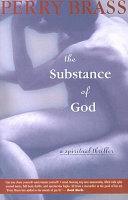 Pdf The Substance of God