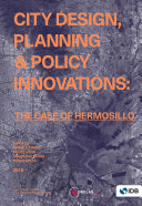 Pdf City Design, Planning & Policy Innovations Telecharger