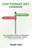 Low Fodmap Diet Cookbook Book