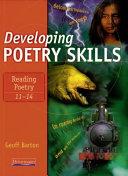 Developing Poetry Skills