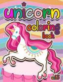 Unicorn Coloring Book Vol. 3