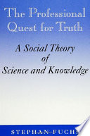 Professional Quest for Truth  The