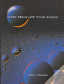 OrCAD PSpice with Circuit Analysis