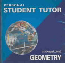 Geometry  Grade 11 Personal Student Tutor Book