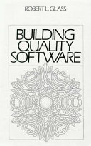 Building Quality Software