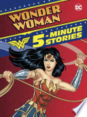 Wonder Woman 5 Minute Stories  DC Wonder Woman