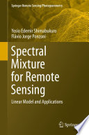 Spectral Mixture for Remote Sensing Book