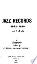 Jazz Records, 1942-1965