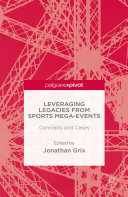 Leveraging Legacies from Sports Mega Events