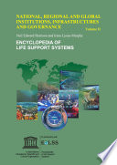 National Regional And Global Institutions Infrastructures And Governance Volume Ii