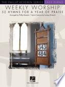 Weekly Worship Songbook