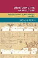 Envisioning the Arab Future Pdf/ePub eBook