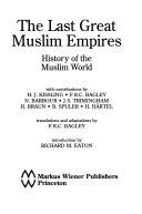 History of the Muslim World