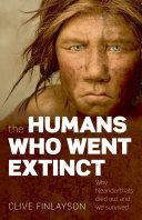 The Humans Who Went Extinct Pdf/ePub eBook