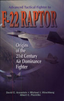 Advanced Tactical Fighter to F-22 Raptor
