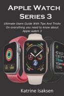 Apple Watch Series 4 2019 Edition [Pdf/ePub] eBook