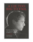 A Lie Too Big to Fail Pdf/ePub eBook
