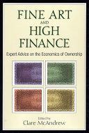 Fine Art and High Finance