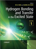 Pdf Hydrogen Bonding and Transfer in the Excited State