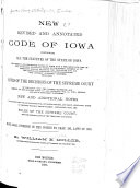 New Revised And Annotated Code Of Iowa Book PDF