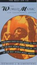 The World Music CD Listener's Guide