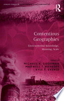 Contentious Geographies