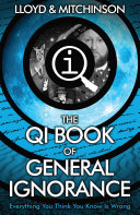 Pdf QI: The Book of General Ignorance - The Noticeably Stouter Edition Telecharger