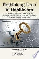 Rethinking Lean in Healthcare Book
