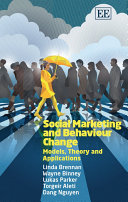Social Marketing and Behaviour Change