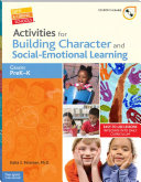 Activities for Building Character and Social Emotional Learning Grades PreK   K