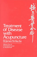 Treatment of Disease With Acupuncture Pdf/ePub eBook