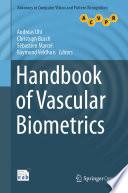Handbook of Vascular Biometrics