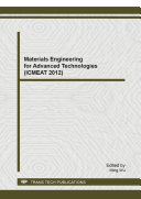 Materials Engineering for Advanced Technologies  ICMEAT 2012