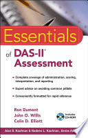 Essentials of DAS II Assessment