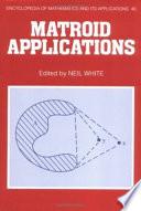 Matroid Applications