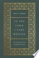In the Lord I Take Refuge Book PDF