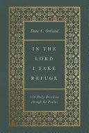In the Lord I Take Refuge Pdf/ePub eBook
