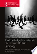 The Routledge International Handbook of Public Sociology