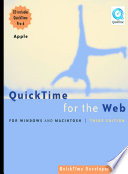 """""""QuickTime for the Web: For Windows and Macintosh"""" by Steven Gulie"""
