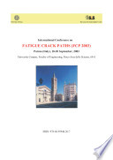 Proceedings Of Fatigue Crack Paths Fcp 2003 Parma Italy 2003 Book PDF