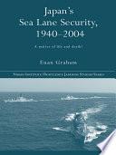 Japan s Sea Lane Security