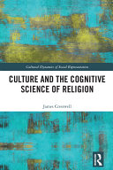 Pdf Culture and the Cognitive Science of Religion Telecharger