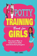 Potty Training Book for Girls Book