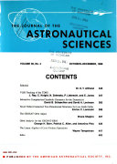The Journal of the Astronautical Sciences Book